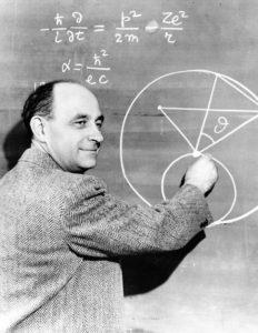Enrico Fermi van Stuart Rankin via Flickr