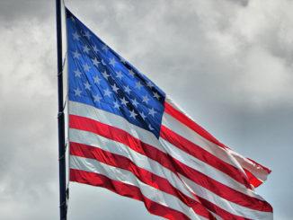 Flag, door Karsun Designs, via Flickr.