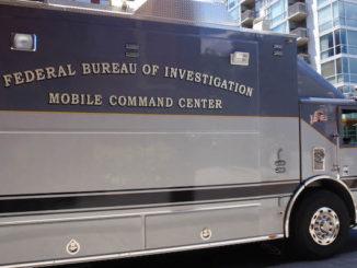 FBI, door Daniel Lobo, via Flickr.