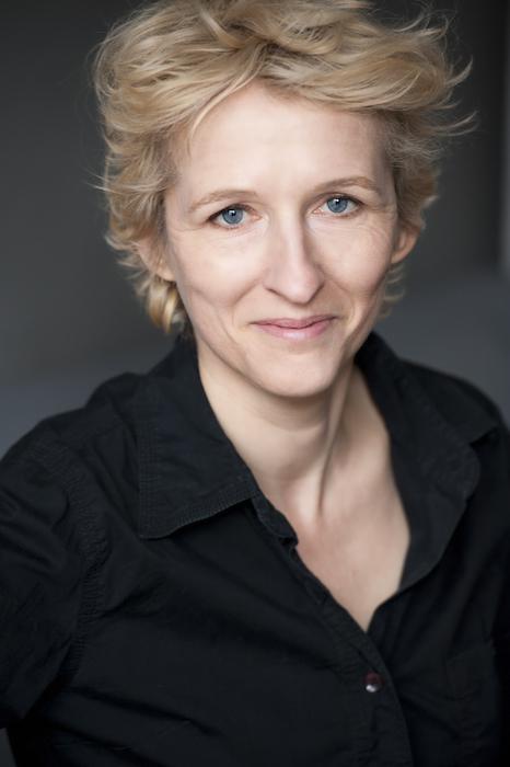 Karin Giphart, door Quintalle Nix.