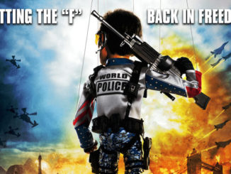 Team America World Police, putting the 'F' back in Freedom, via http://www.collider.com.