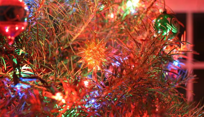 Christmas Tree, door Stephen Butler, via Flickr.