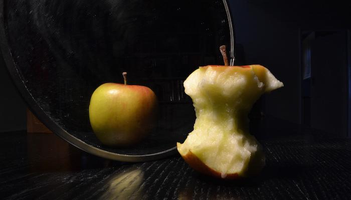 Anorexia, door Benjamin Watson, via Flickr.