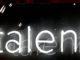 The Talent In Neon!!! Door Maryalena, via Flickr.