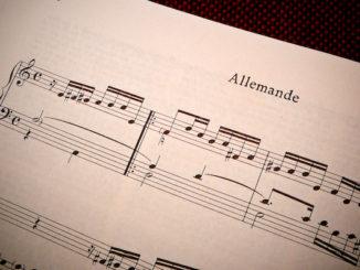 Daily Shoot #58 (Allemande), Allemande van Rameau, door Albert, via Flickr.