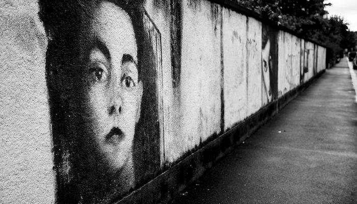 Face, door Transformer18, via Flickr.