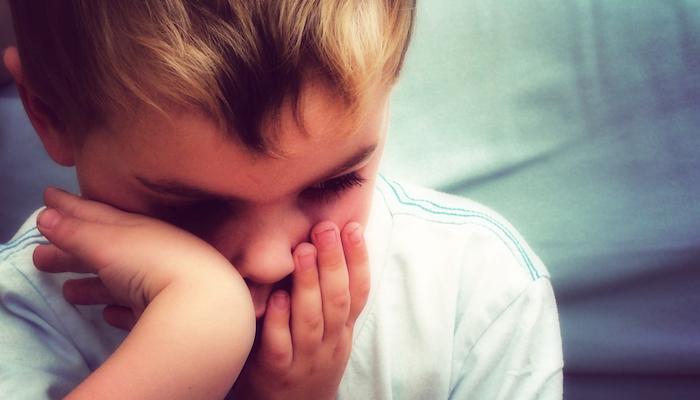Those moments where you're just fed up, door Sarah Horrigan, via Flickr.com.
