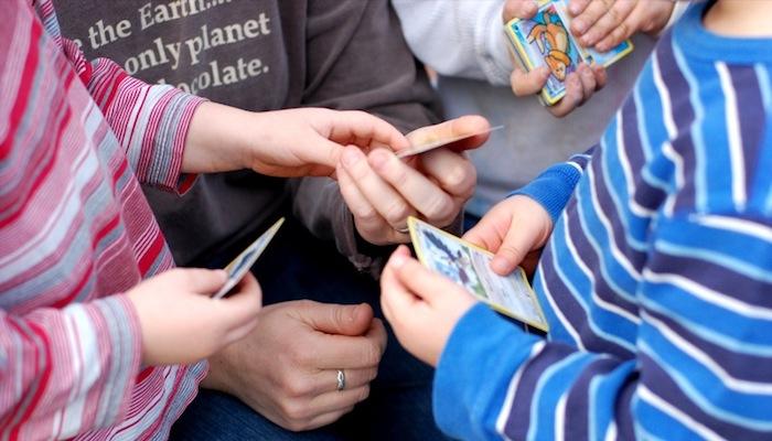 Pokemon fever, door stupidmommy, via Flickr.com