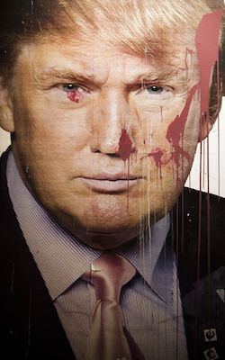 Foto: Donald Trump Billboard, door Thomas Hawk, via Flickr.com
