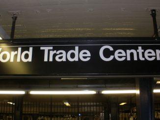 Foto: World Trade Center subway station, door Jasha, via Flickr.com.