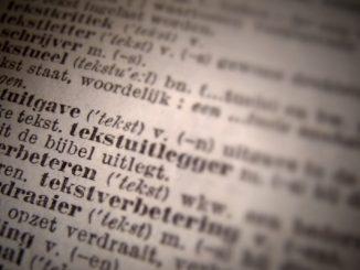 Variatie - Tekst, door Sandra Fauconnier, via Flickr.com.