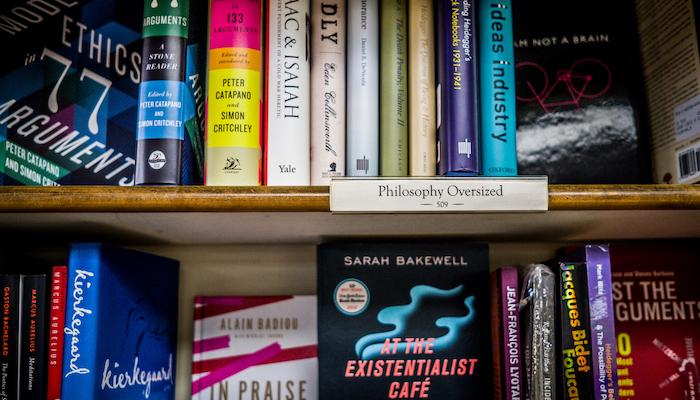 Foto: Oversized Philosophy, door Phil Roeder, via Flickr.com