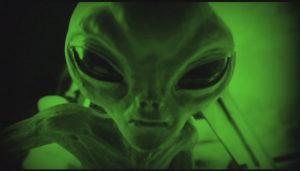 Alien door Beckie via Flickr.