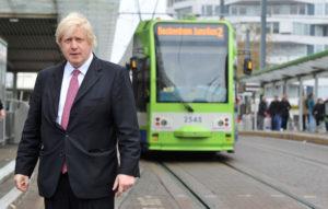 Boris Johnson from BackBoris 2012 Campaign Team via Flickr.